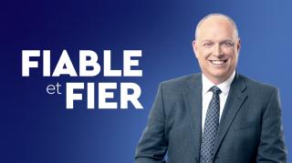 Rentrée parlementaire du Bloc Québécois;     FIABLES ET FIERS POUR LE QUÉBEC
