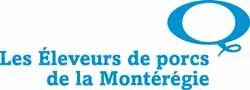 DON DE 2 250 $ DES PRODUCTEURS DE PORCS DE LA MONTÉRÉGIE  DANS LE CADRE DE LA RENTRÉE SCOLAIRE