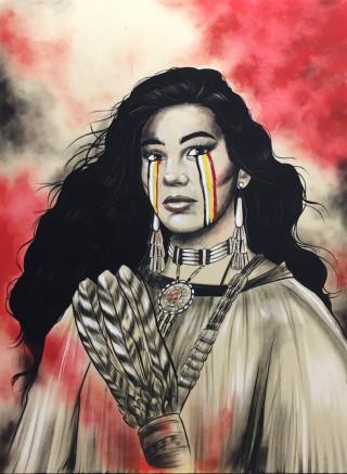 En mémoire des femmes et filles autochtones disparues ou assassinées