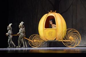 Le Ballet Cendrillon, les 2 et 3 juin prochains au Théâtre des Deux Rives à Saint-Jean-sur-Richelieu