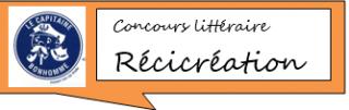 CONCOURS LITTÉRAIRE RÉCICRÉATION/ JOURNÉES DE LA CULTURE/BIBLIOTHÈQUE ARMAND-CARDINAL