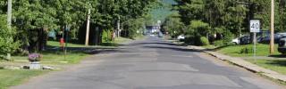 RÉFECTION DE L'AVENUE DU MONT-BRUNO ET D'UNE PORTION DE LA RUE CHAMPAGNE Entraves sur la rue Principale en raison de travaux de raccordement