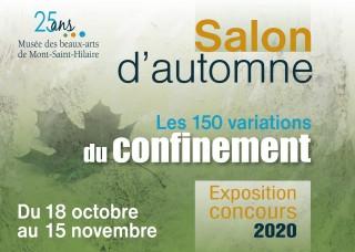 Salon d'automne 2020 : Les 150 variations du confinement