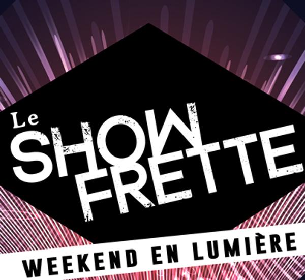 Le Showfrette : Soirées électro lumineuse  dans le Vieux-Beloeil