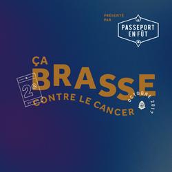 Lancement du mouvement Ça brasse Contre Le Cancer au profit de Leucan