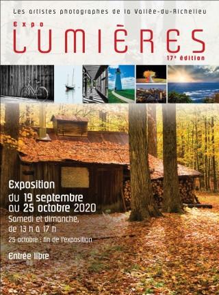 Exposition Lumières 17e édition