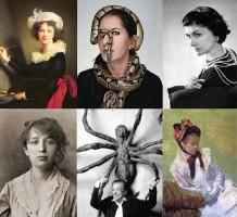 Conférence Femmes artistes ici et ailleurs