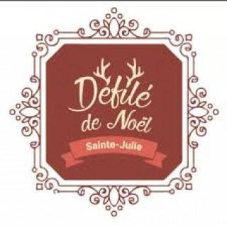 LE DÉFILÉ DE NOËL DE SAINTE-JULIE ANNULÉ