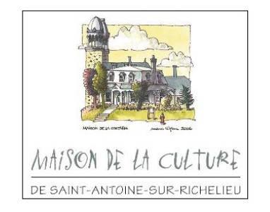 Belle rentrée tout en culture à Saint-Antoine sur-Richelieu