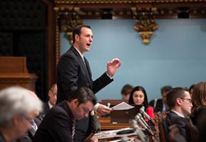 Déversements dans la Rivière Richelieu et le Bassin de Chambly: Jean-François Roberge transporte la question à l'Assemblée nationale